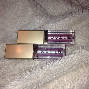 STILA Glitter and Glow liquid eyeshadows